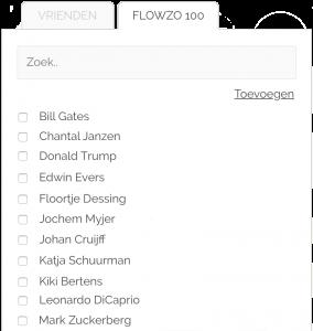 Geen premium member popup